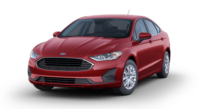 New 2020 Ford Fusion S Sedan for sale in Collinsville, IL